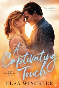 A Captivating Touch book cover