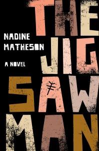 The Jigsaw Man book caover