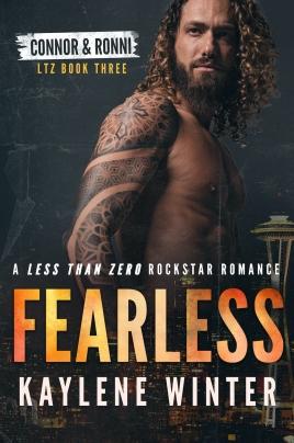 Fearless Kaylene Winter book cover
