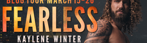 Fearless Tour Banner
