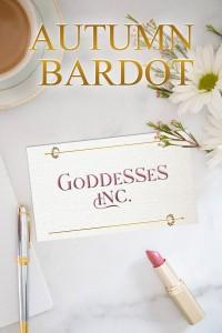 Goddesses Inc. book cover