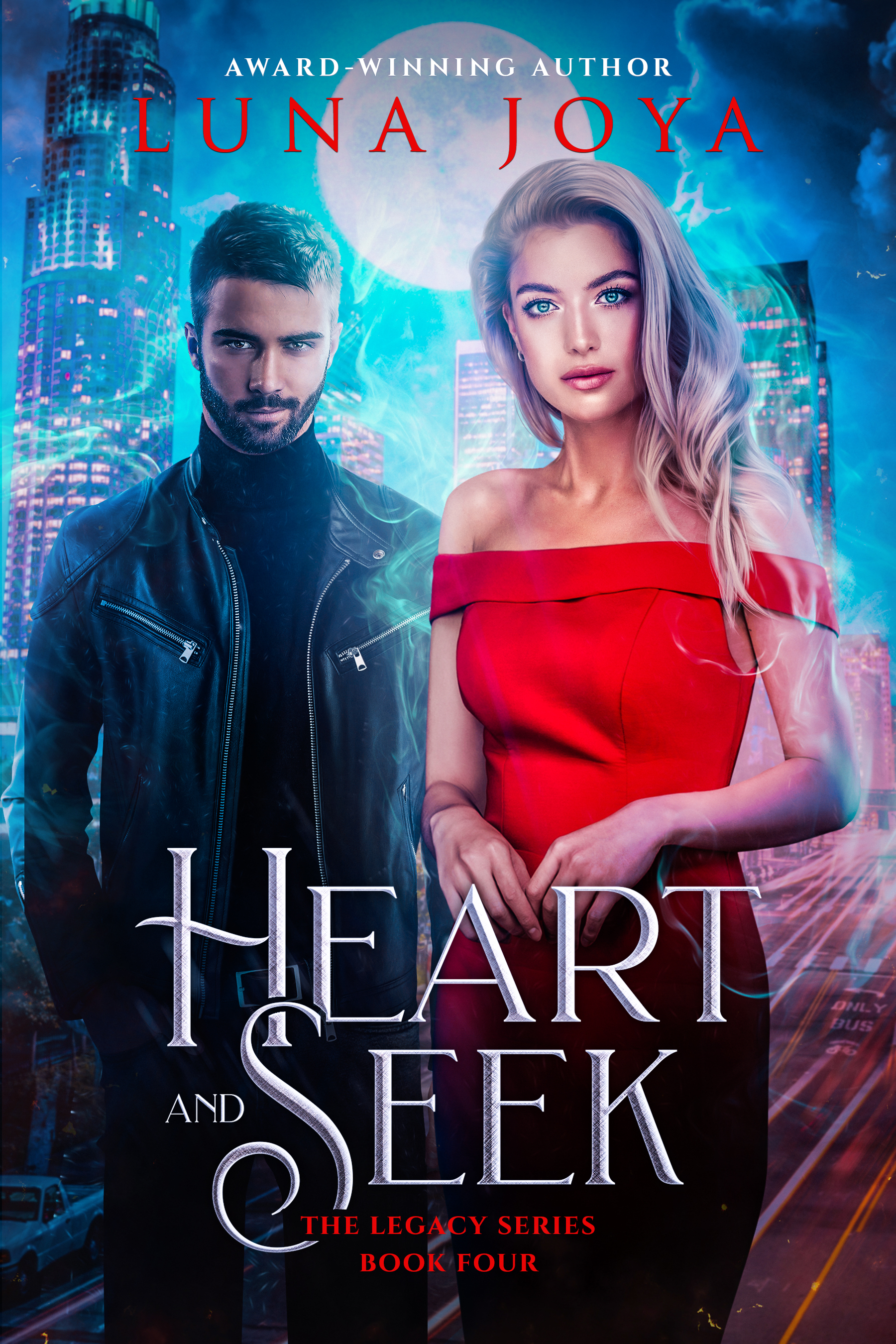 Heart and Seek book cover