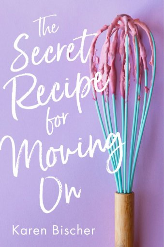 the secret recipe for moving on book cover
