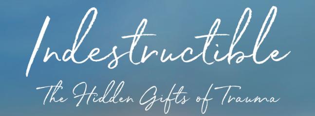 Indestructible book banner