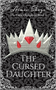 The Cursed Daughter Cover